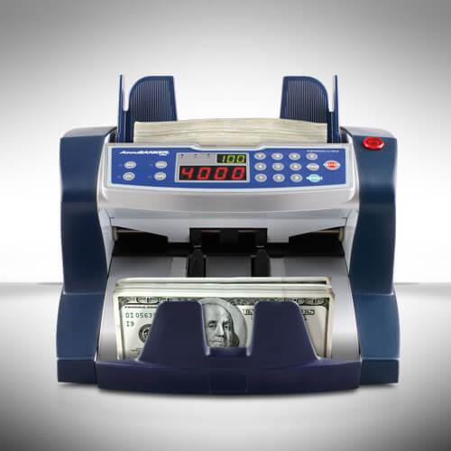 1-AccuBANKER AB 4000 UV/MG počítačka bankovek