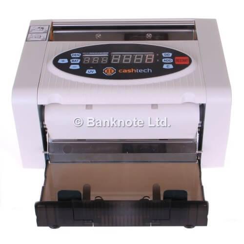 1-Cashtech 340 A UV  počítačka bankovek