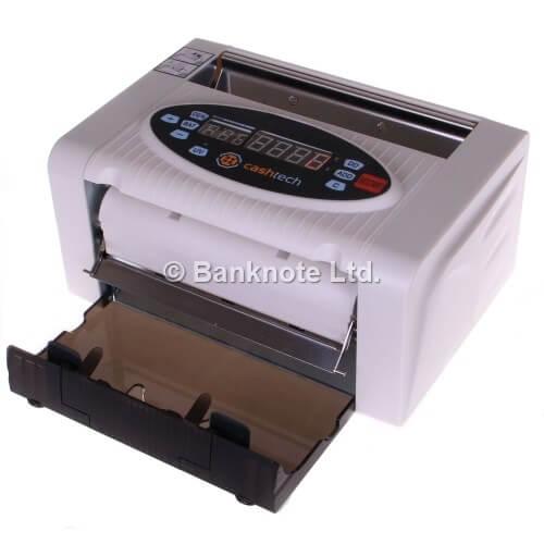 2-Cashtech 340 A UV  počítačka bankovek