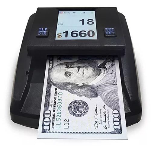 1-Cashtech 700A tester bankovek