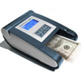 AccuBANKER D580 Testery bankovek