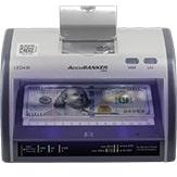 AccuBANKER LED430 Testery bankovek